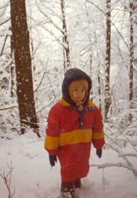 Weathering the storm in the winter of 1977