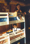 Bunkbeds in New York, Fall 1977